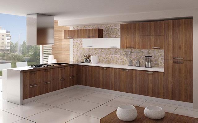 Muebles de cocina laminados inalsan - Laminado para cocina ...