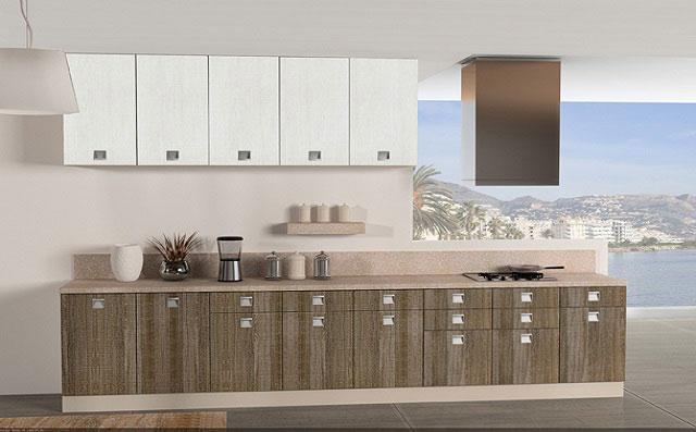 Cocinas en madrid stunning reforma de cocina en madrid for Muebles low cost madrid