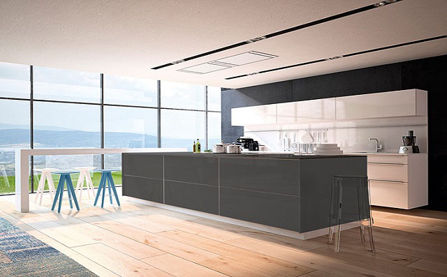 Muebles de Cocina de Melamina