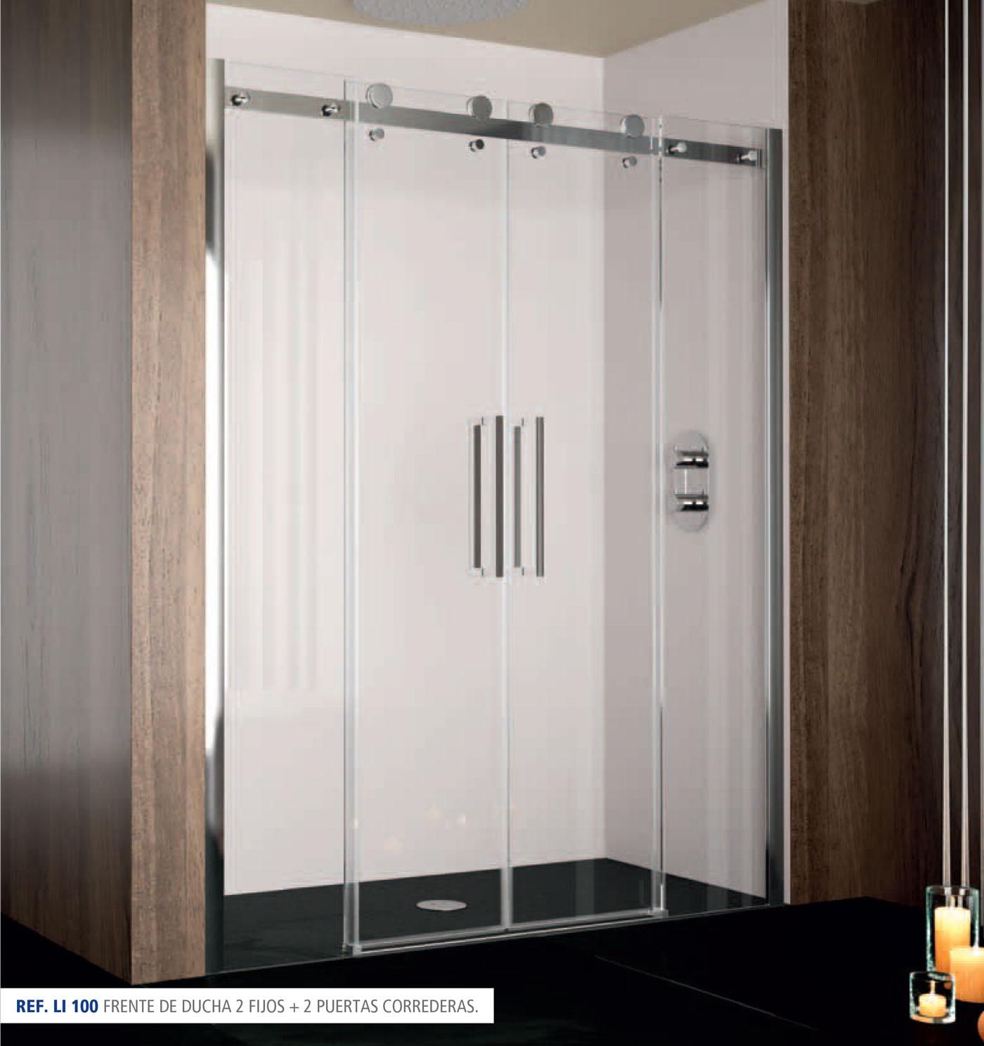 Mamparas de ducha inalsan - Mamparas de bano madrid ...